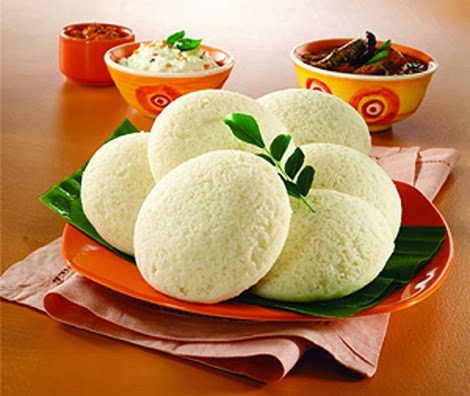 Yummy Idli and Dosa