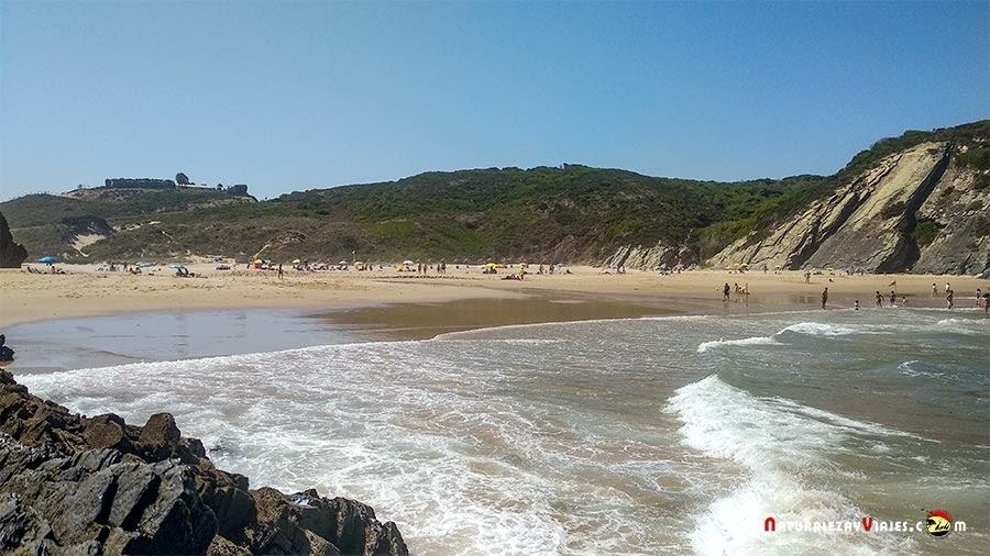 Praia Carvalhal, Alentejo