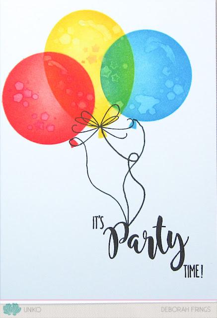 It's Party Time - photo by Deborah Frings - Deborah's Gems
