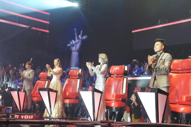 Finale de la deuxième saison de '' The Voice Cambodia ''