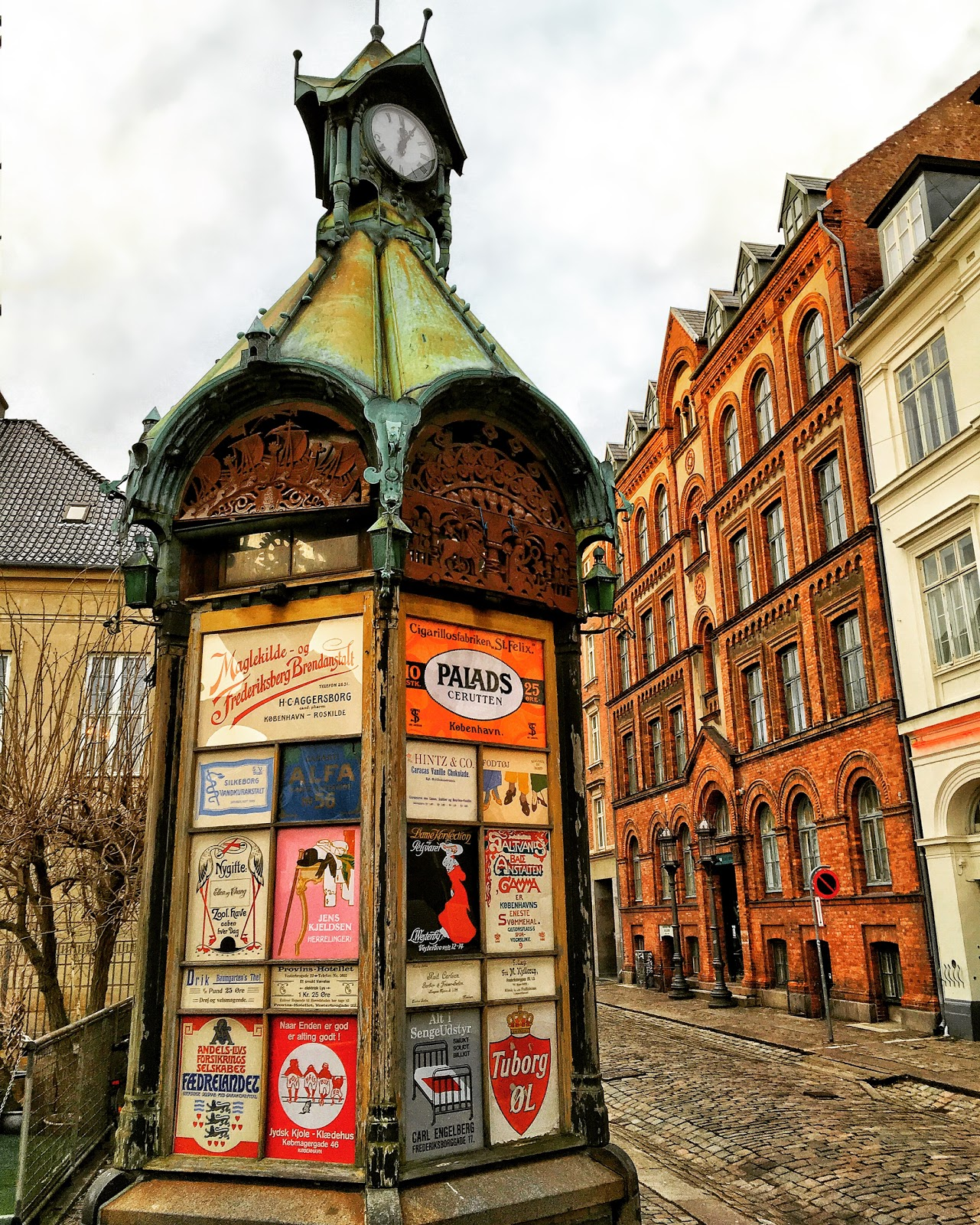 11 telephone kiosks in copenhagen forge iron details old cast iron this beautiful telephone kiosk telefonkiosk in copenhagen is from 1896 it is located on vesterbros torv in copenhagen old posters from the 1930s gives biocorpaavc Images