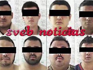 Detienen a 8 sujetos en playas de Soto la Marina, Tamaulipas