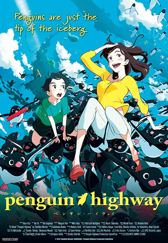 Download Penguin Highway (2018) Bluray Subtitle Indonesia