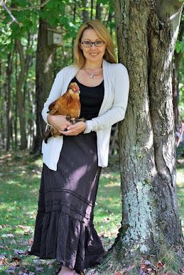 murano chickens