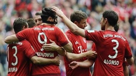 Assistir  Bayern de Munique x Mainz 05 ao vivo grátis em HD 16/09/2017