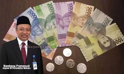 BI Maluku Lakukan Ekspedisi Perkenalkan Uang Baru