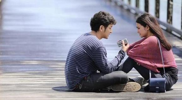 Ini Dia Trailer serta Sinopsis Dimas Anggara film drama romantis London Love Story