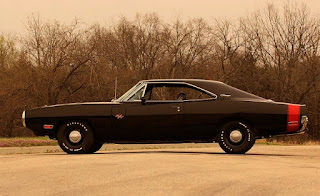 1970 Dodge Charger RT Six Pack Side Left