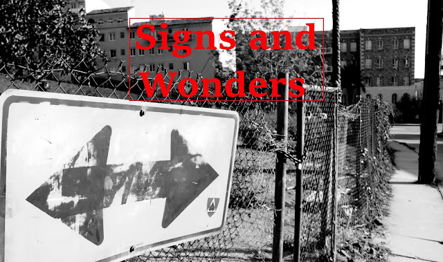Introduction to signs and wonders in the church