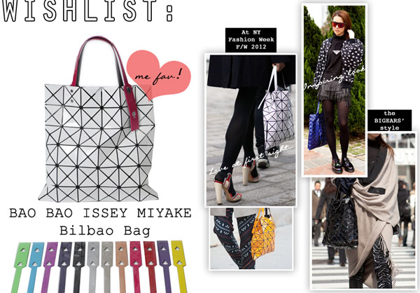 SHE IS IN FASHION   Wish List  BAO BAO Issey Miyake Bilbao Bags  2c28fce765aaf