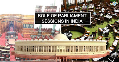 GK Notes Parliament of India for Railway & SSC Exams