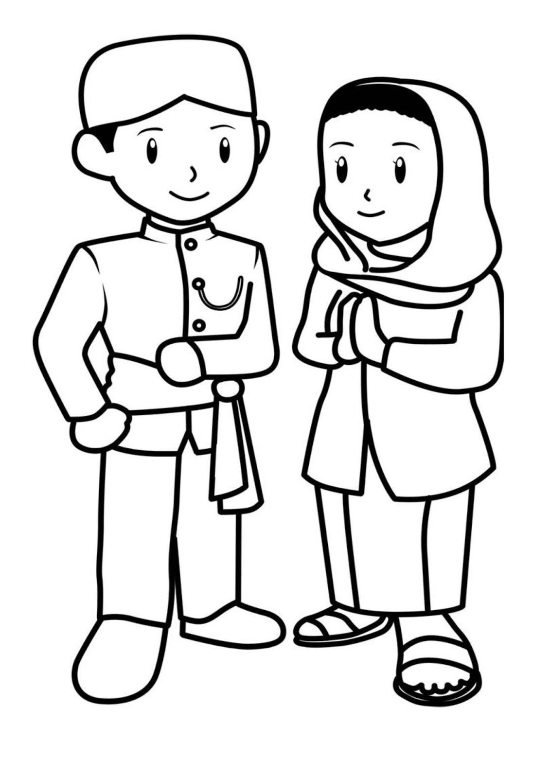 Anita Tunggadewi Belajar & Berbagi GAMBAR TUGAS BAJU ADAT
