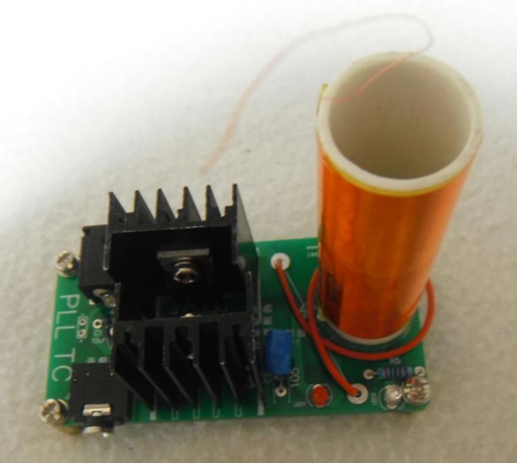 Tori Electronics Lab: Mini Music Tesla Coil Plasma Speaker