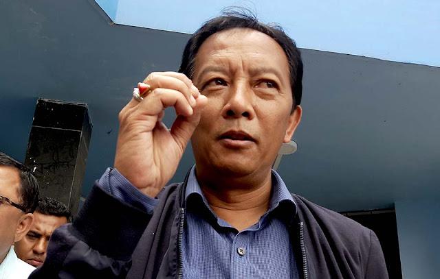 Binay Tamang present GTA BOA Chief