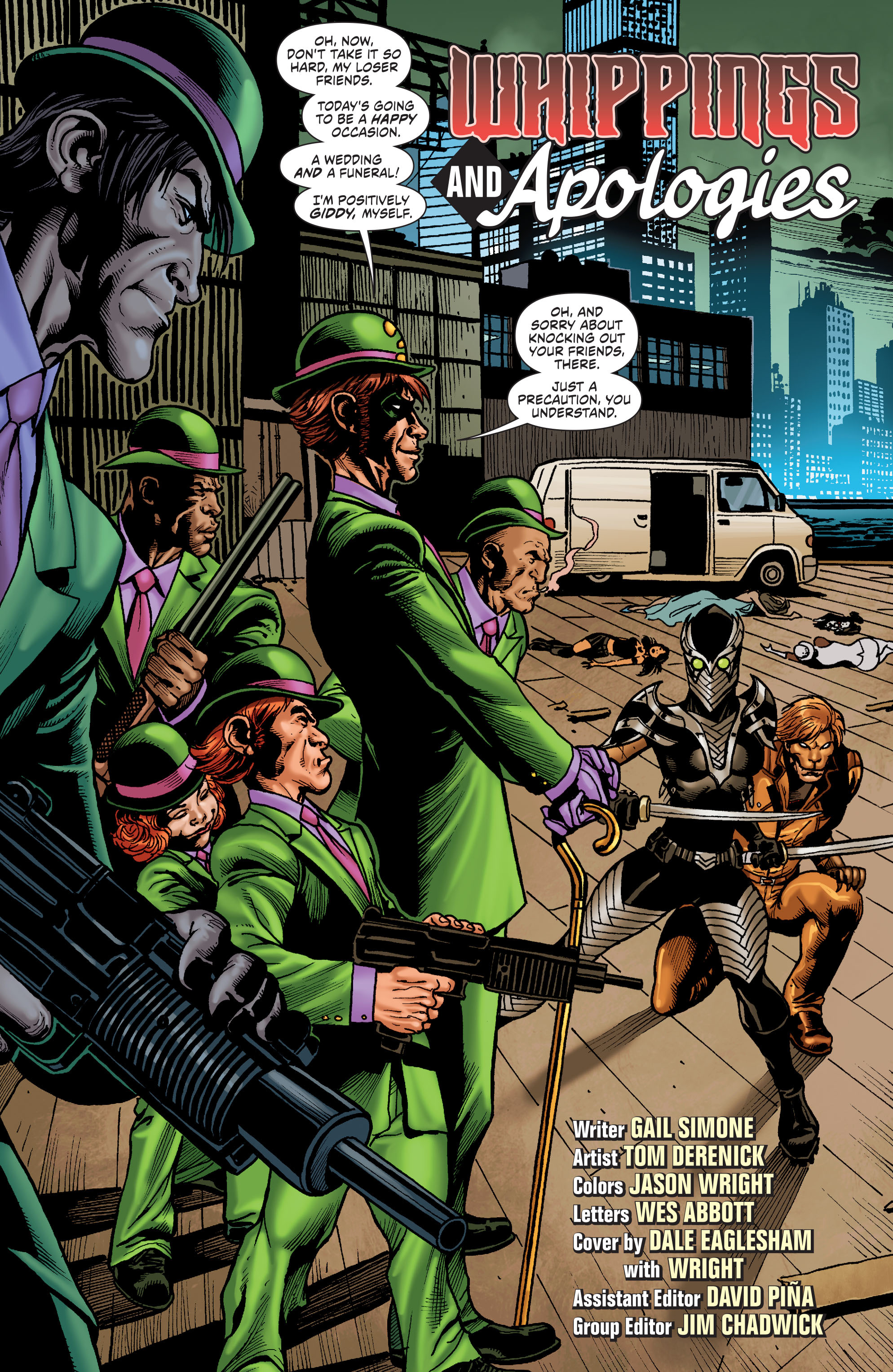 Read online Secret Six (2015) comic -  Issue #6 - 3