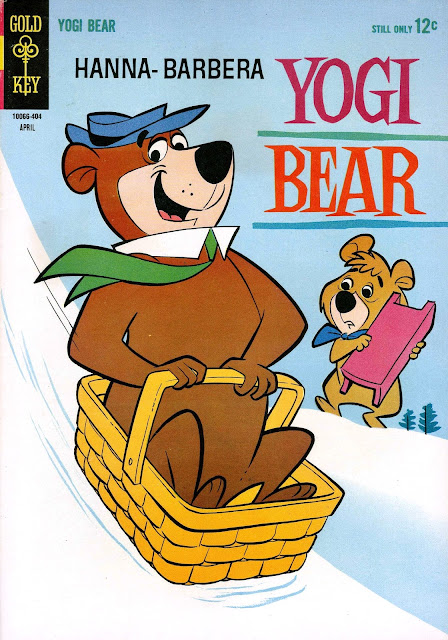 Yogi Bear #16