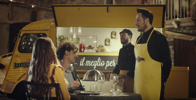Canzone Lerdammerd Selection pubblicità con The Jackal - Musica spot Novembre 2016