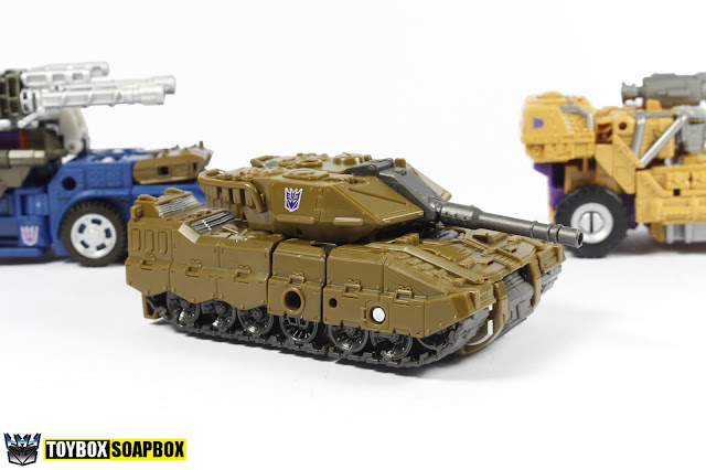 unite warriors brawl tank mode