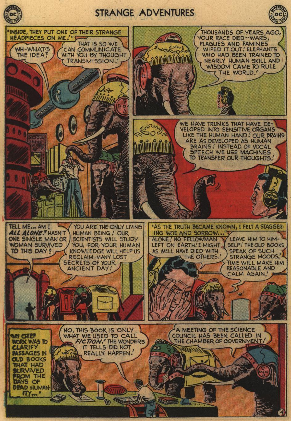 Strange Adventures (1950) issue 11 - Page 18