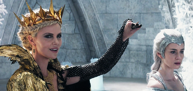 The Huntsman Winter's War: Ravenna şi Freya