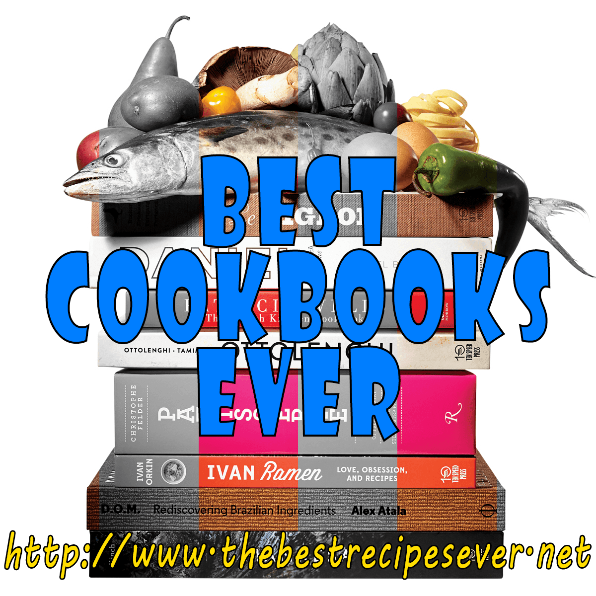 Best Cookbooks Ever Of 2017