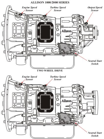 saturn transmission diagrams