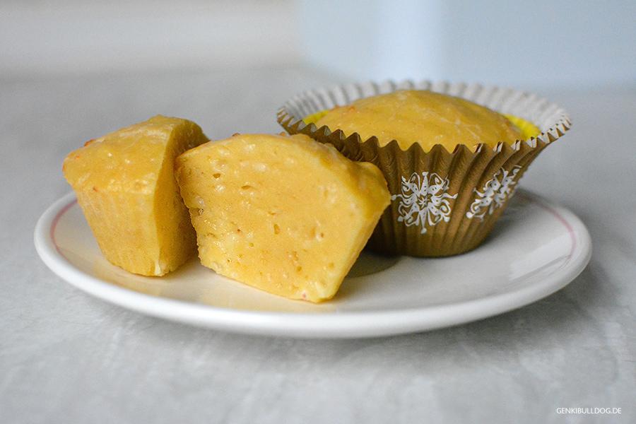 Rezept: Käsemuffins für Hunde backen