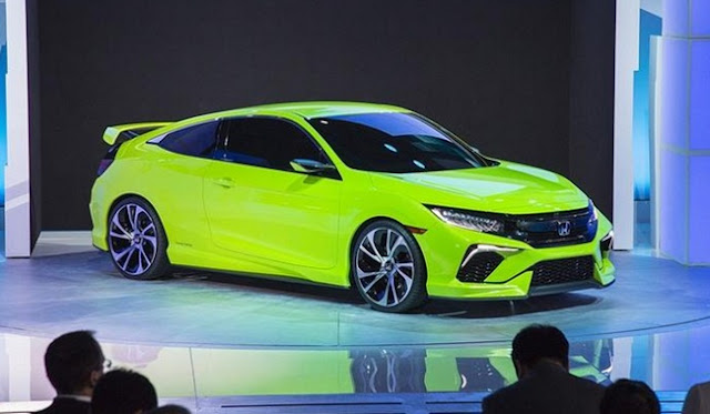 2017 Honda Civic Coupe Type R Review