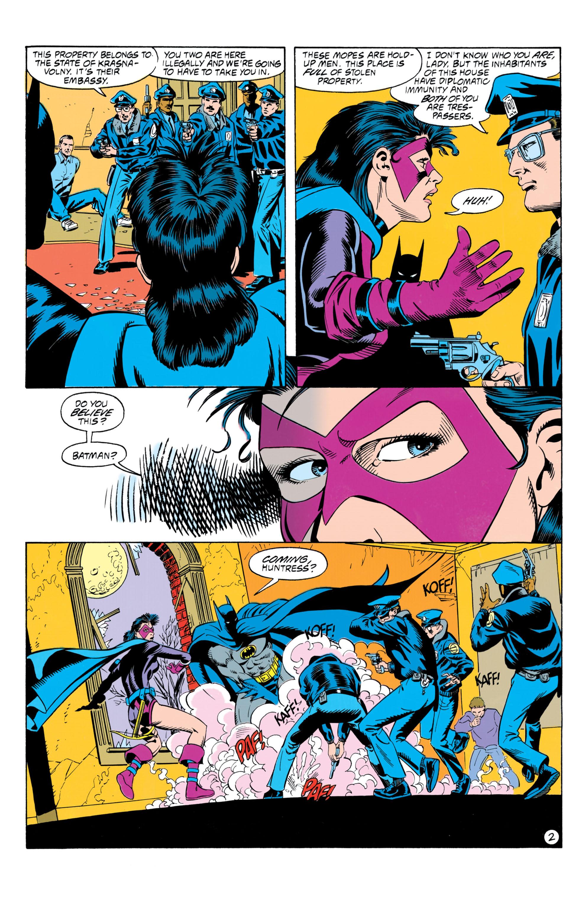 Detective Comics (1937) 653 Page 2