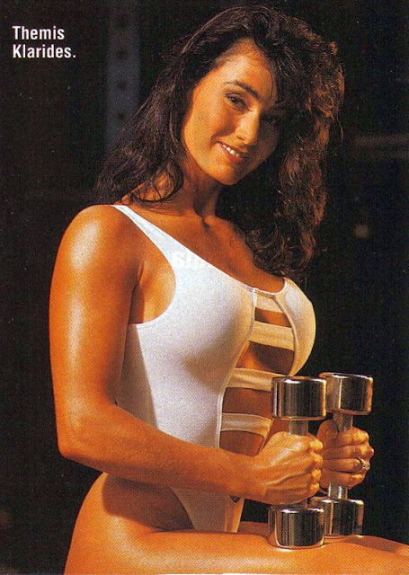 Themis Klarides - 90's Fitness Models