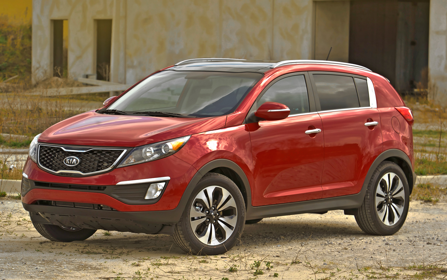 Most Wanted Cars: Kia-Sportage 2013