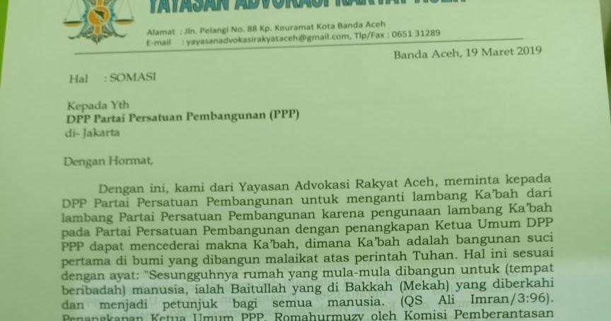 Ketum Diciduk Kpk Yara Minta Ppp Ganti Lambang Ka Bah Investigasi