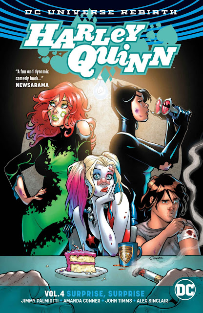 Harley Quinn, vol. 4: Surprise, Surprise
