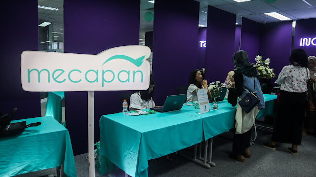Launch Of Mecapan's #1 Co-Beauty Space