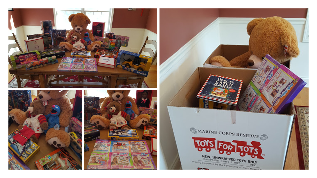 Toys For Tots Thank You : East hills homeowners association thank you to all who