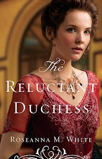 http://roseannamwhite.blogspot.com/p/the-reluctant-duchess.html