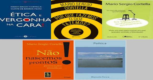 Cinco livros de Mario Sergio Cortella que você precisa ler