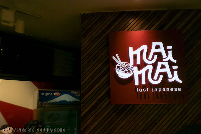 Mai Mai Fast Japanese in Enterprise Tower