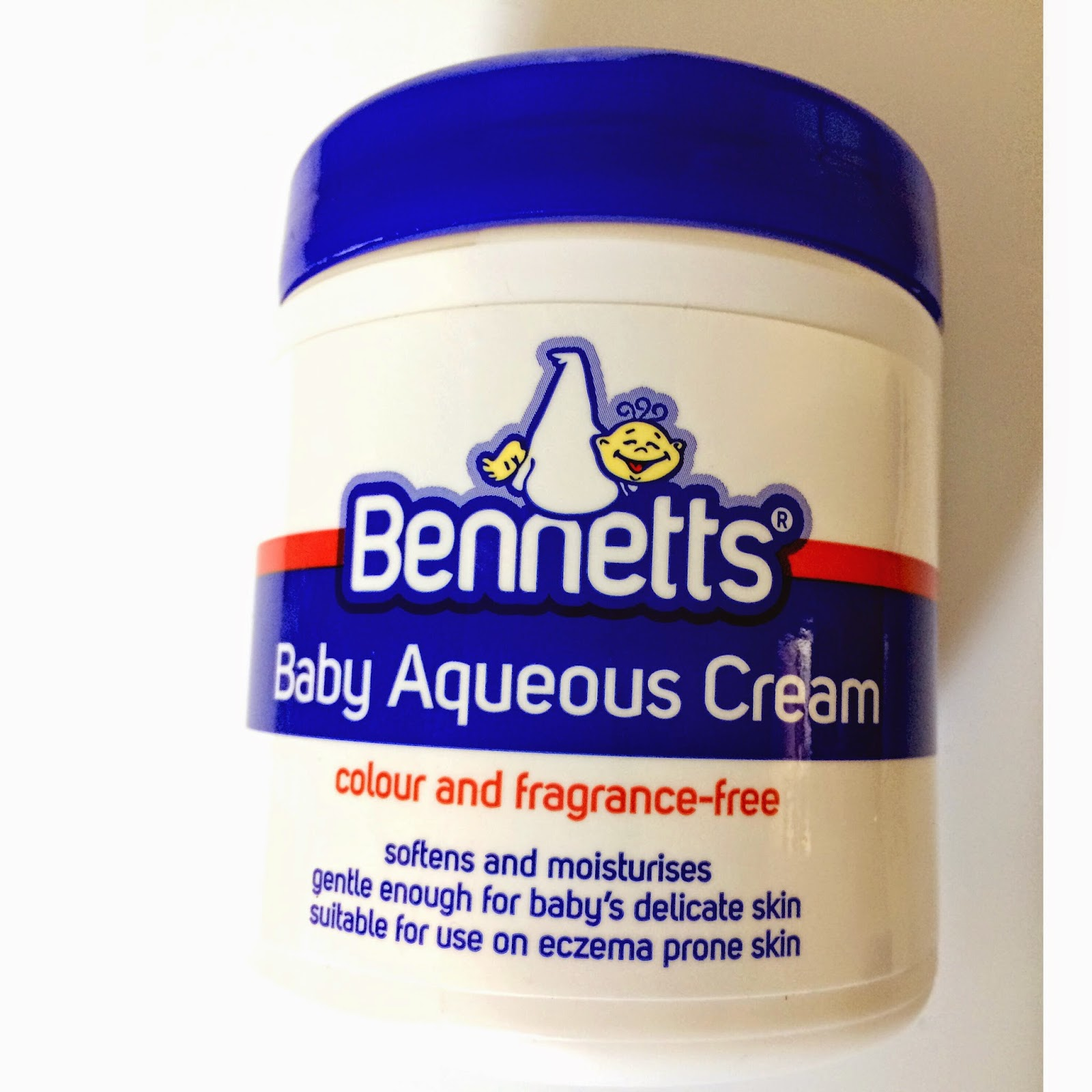 Bennetts tub of baby aqueous cream