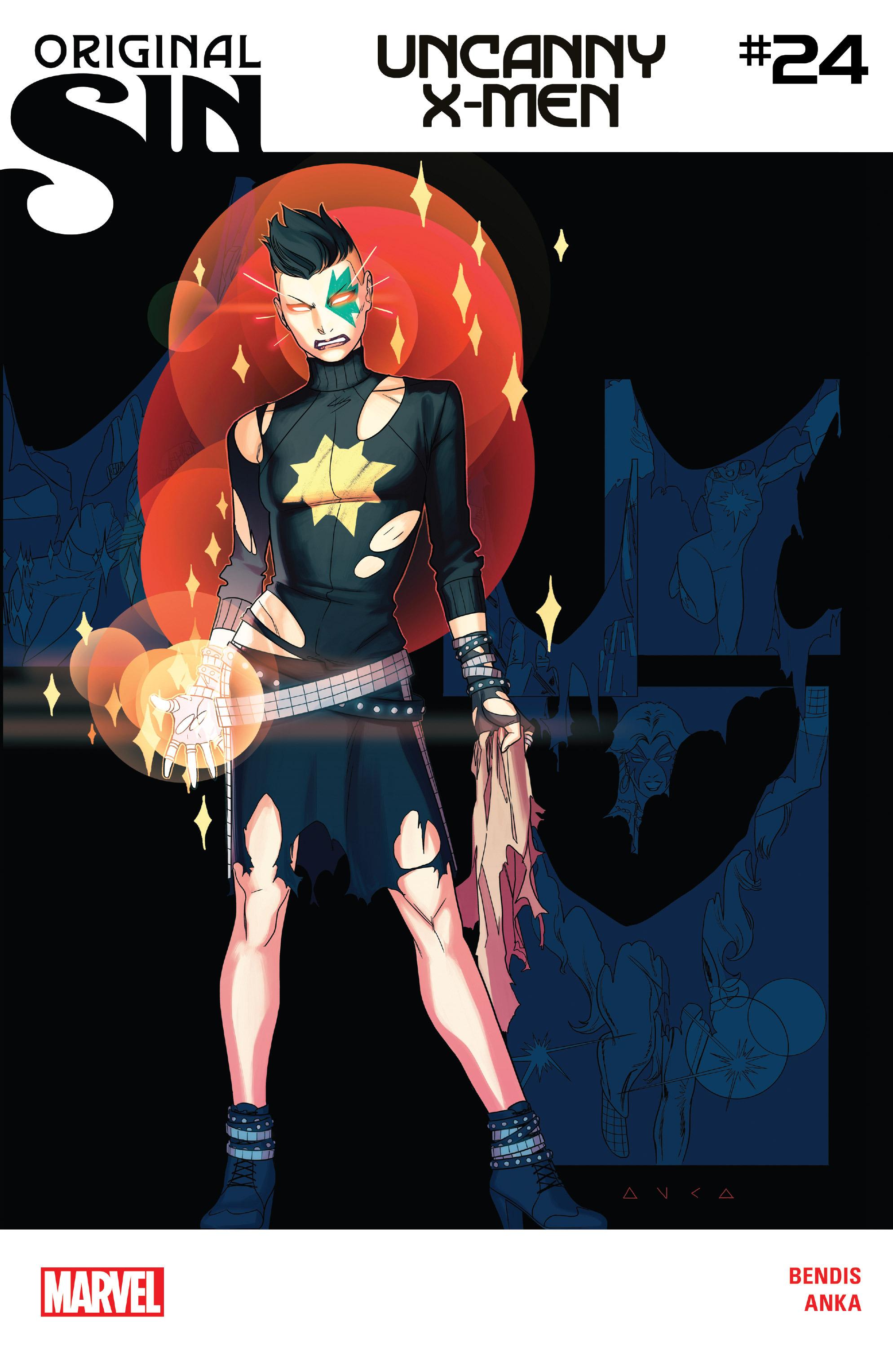 Read online Uncanny X-Men (2013) comic -  Issue #24 - 1