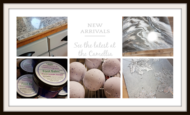 new at the Camellia