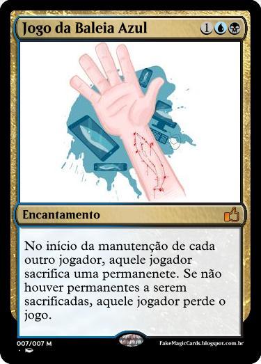 jogo da baleia azul