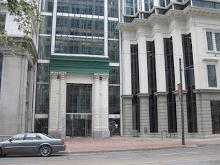 IIB at Toronto Street.