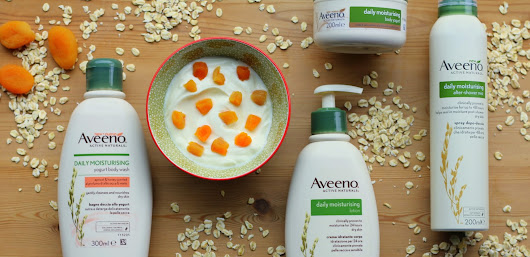 In Pursuit of Healthy Skin, with Aveeno #AD