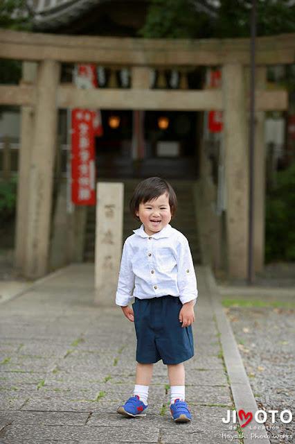 和歌山市へお宮参り出張撮影