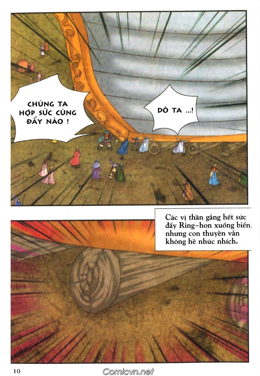 Thần thoại Bắc Âu - Chapter 45: Nỗi đau người vợ - Pic 11