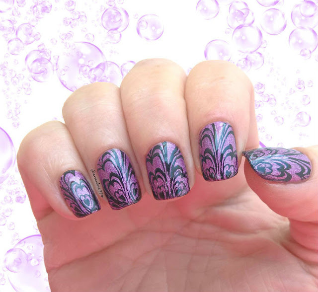 Manicura watermable