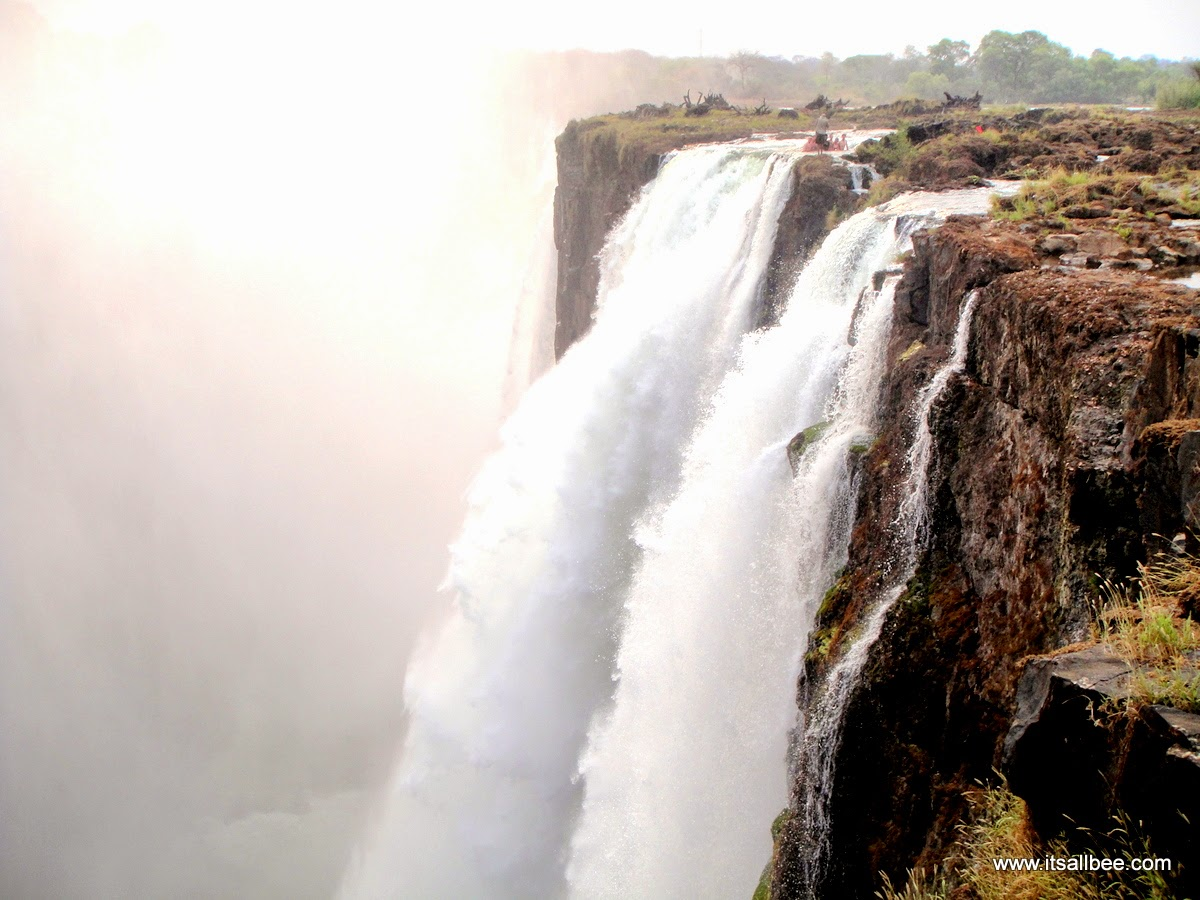 Victoria Falls | Dipping Into The Devil's Pool