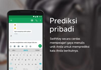 Download SwiftKey Keyboard Apk Mod Unlocked Themes