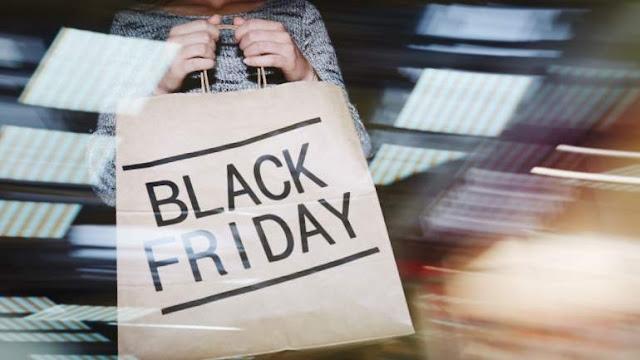 """¿Cuándo se celebran las ofertas más esperadas del Viernes Negro? """"Black Friday 2017""""."""